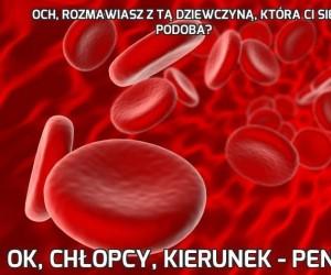 Krew, co ty wyprawiasz? Krew, stahp!