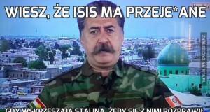 Wiesz, że ISIS ma przeje*ane