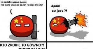 Już Chiny wam pokażą!