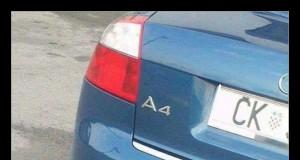 Jedyny prawilny wydech w Audi