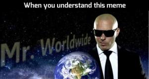 Światowy ze mnie gość