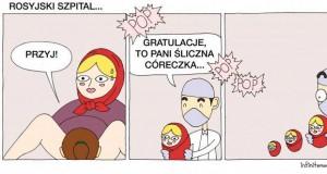 Porody w Rosji - nie ogarniesz