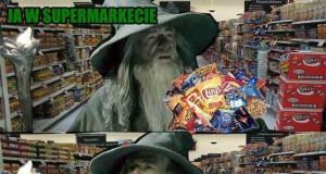 Kiedy jestem w supermarkecie