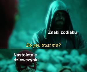 Pełne zaufanie