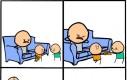Dlaczego żaden ojciec nie może oglądać wrestlingu