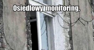 Osiedlowy monitoring