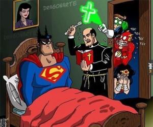 Gdyby Batman opętał Supermana