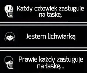 Ciekawe te poglądy Raskolnikowa, takie nie za rygorystyczne