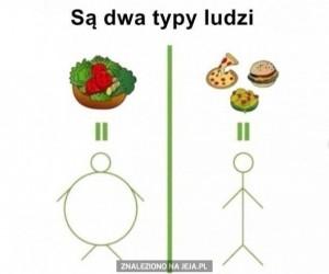 Są dwa typy ludzi...