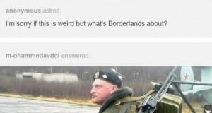 Borderlands w skrócie