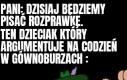 Pani od języka polskiego już się boi
