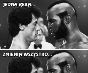Fani Rocky'ego - zniszczymy was