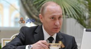 Putin jest smutny