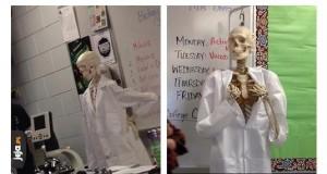 Lekcja biologii