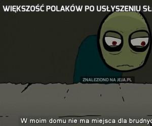 """Większość Polaków po usłyszeniu słowa """"imigrant"""""""