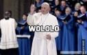 Papież Franciszek ma tę moc!