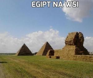Egipt na wsi