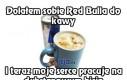 Kawa z redbullem