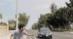 Ekspresowe wsiadanie do auta
