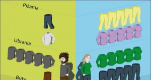 Garderoba: On i Ona