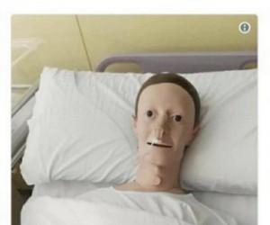 Twórca Facebooka zaniemógł