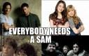 Każdy potrzebuje Sama