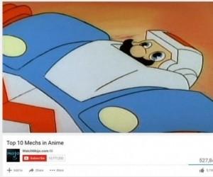Top 10 mechów z anime