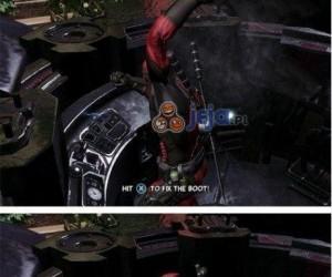 Naprawa - Poziom Deadpool