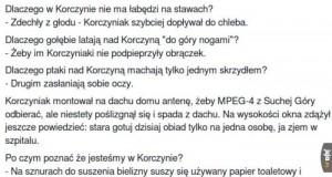 Żarty z Korczyny