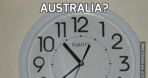 Australia?