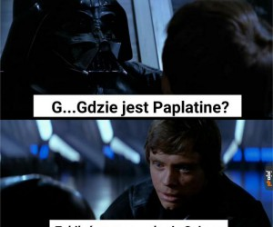 Vader mógłby nauczyć się panować nad emocjami