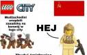 Lego: Wielkie konflikty
