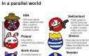 Kraje w alternatywnej rzeczywistości