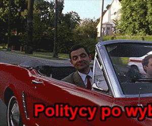 Politycy po wyborach