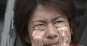 Jak wyglądają łzy w anime