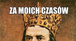 Za czasów Kazimierza Wielkiego