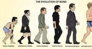 Ewolucja Bonda
