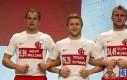 Przyszłe koszulki polskich piłkarzy
