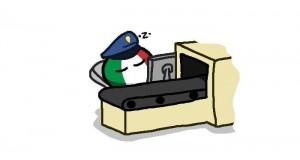 Lotnisko we Włoszech