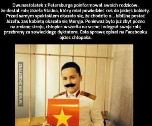 To Stalin był w Betlejem?