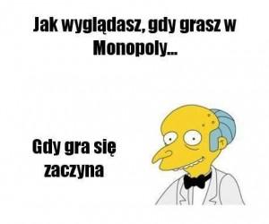 Monopoly i miny