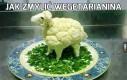 Jak zmylić wegetarianina