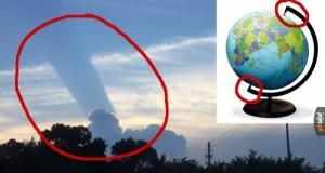 Ziemia to tak naprawdę globus kosmitów