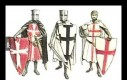 Templariusze, Joannici i Krzyżacy
