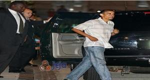 Obama wyszedł na spacer