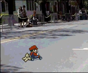 Mario nie leci w kulki