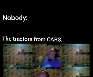 Traktory z aut takie są