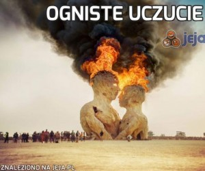 Ogniste uczucie