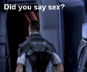Gdy dziewczyna wspomni o seksie