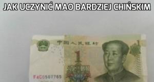 Na początku był Mao chiński